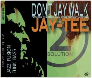 Jay-Tee CD Cover